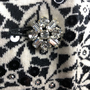 St. John Evening by Marie Gray Jackets & Coats - St John Marie Gray Evening Jewel Sequin Jacket 10